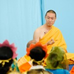 Life of Buddha Play at Summer Festival