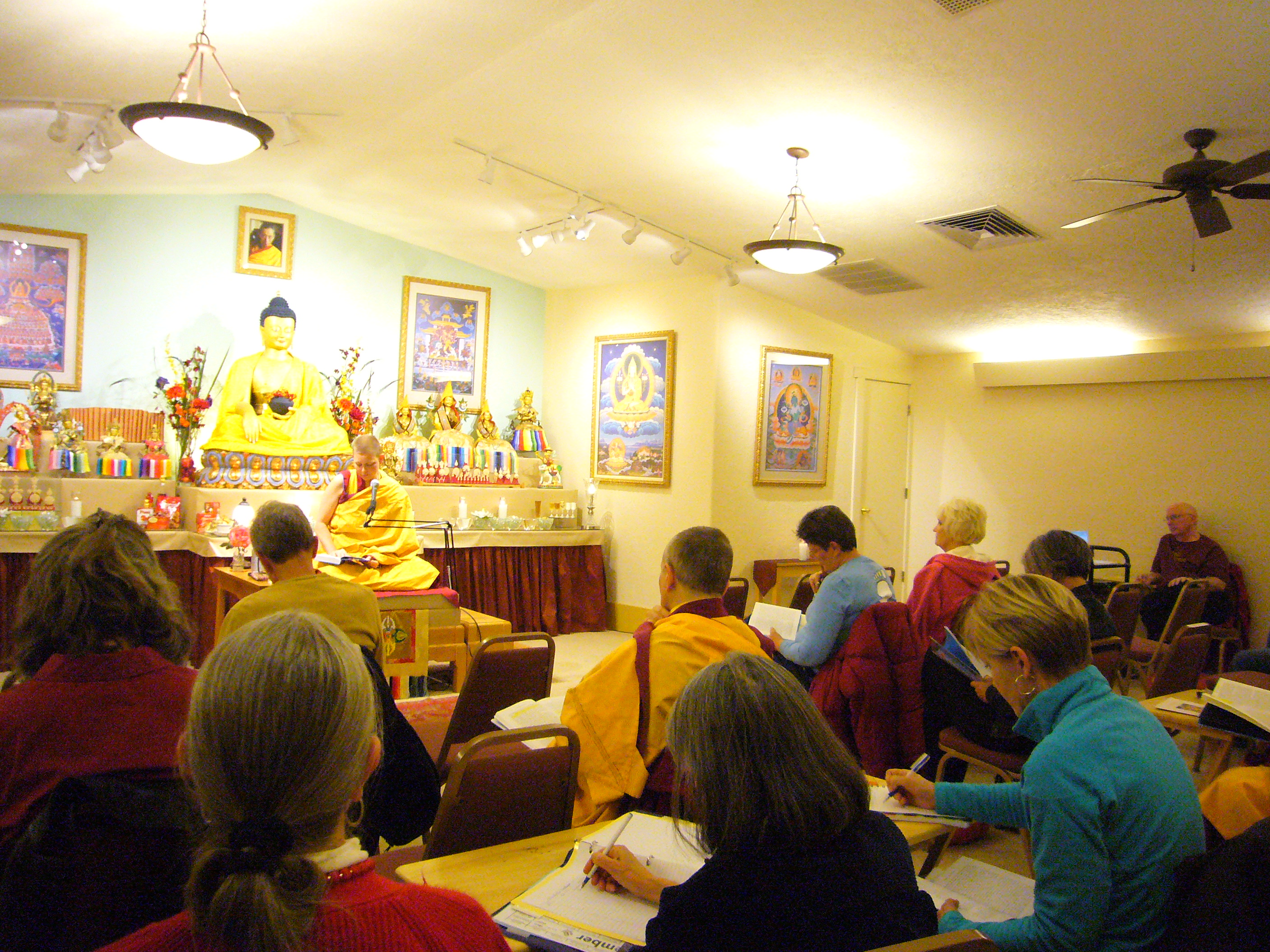 Study & Meditation Program Is A Newly Designed Program By Geshe Kelsang  Gyatso It Is Tailored To Meet The Needs Of Urban People In Busy, Everyday  Life