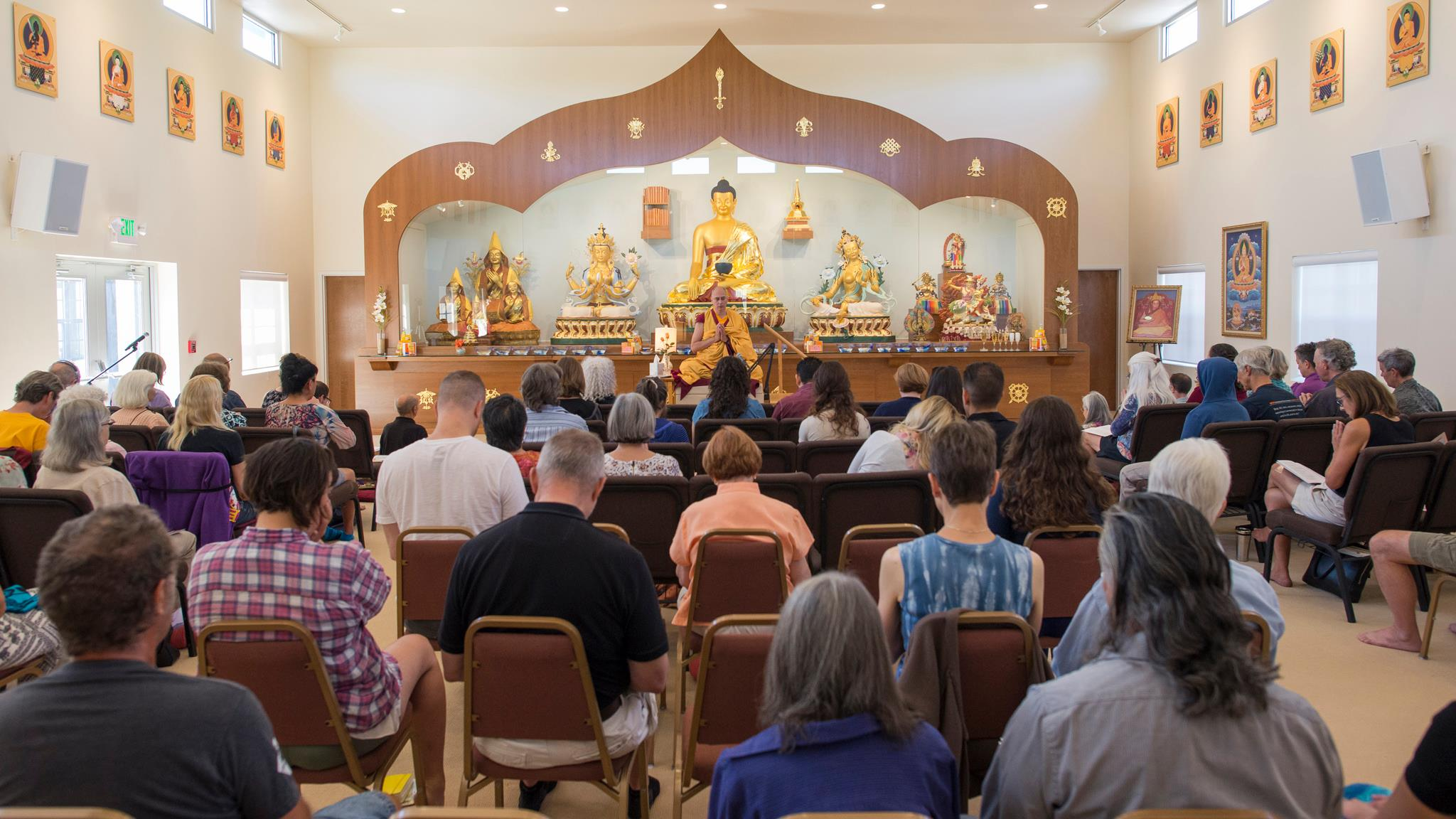 What to Expect a Modern Buddhist Class