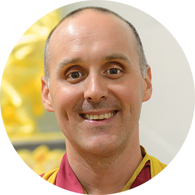 Gen Kelsang Chokyan, Meditation Teacher in Albuquerque