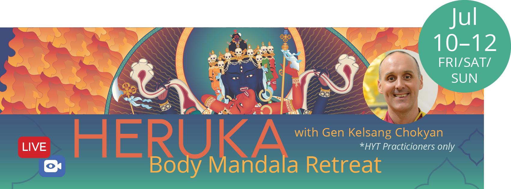 Heruka Body Mandala Retreat