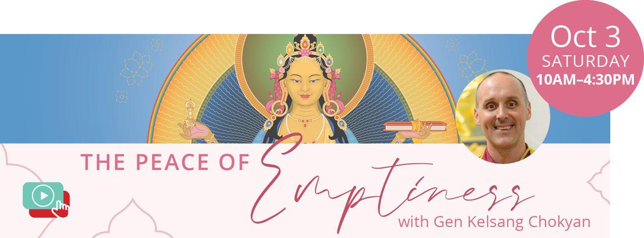 The Peace of Emptiness Prajnaparamita Empowerment