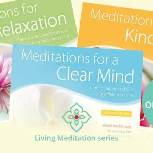 Living Meditation Series