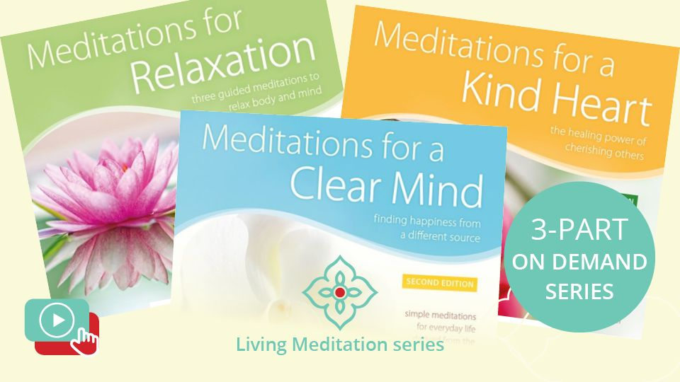 Living Meditation Series