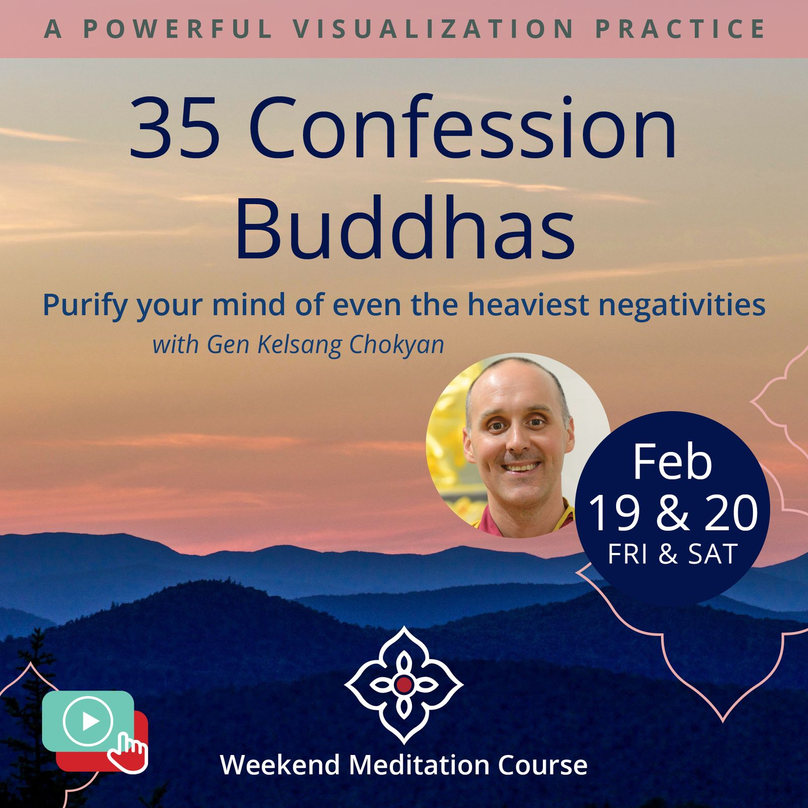 35 Confession Buddhas Purification Practice
