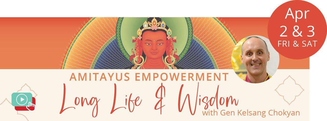 Amitayus Empowerment
