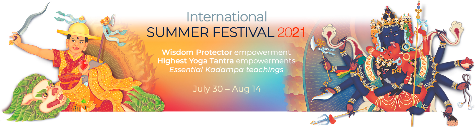 International Summer Festival 2021