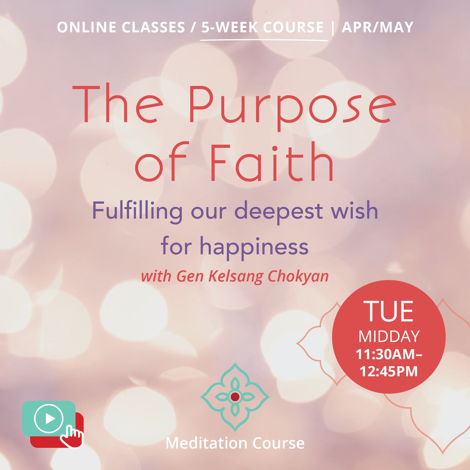 Purpose of Faith