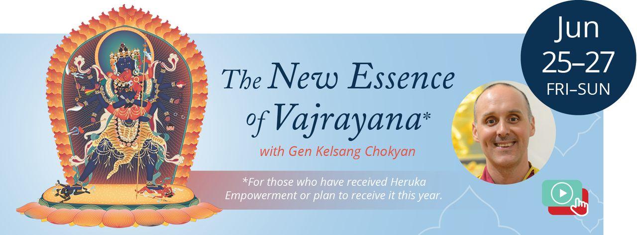 New Essence of Vajrayana