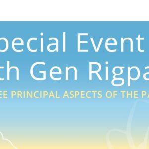 Gen Rigpa Special Event