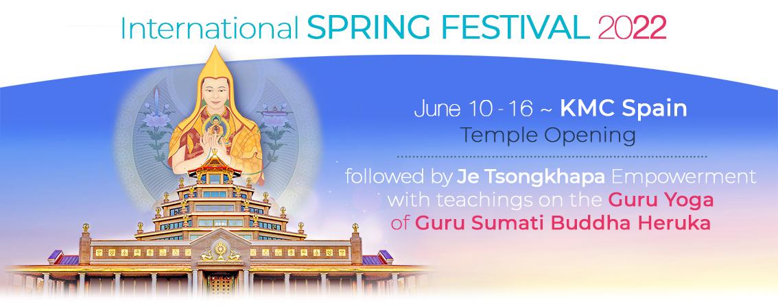 Spring 2022 International Festival