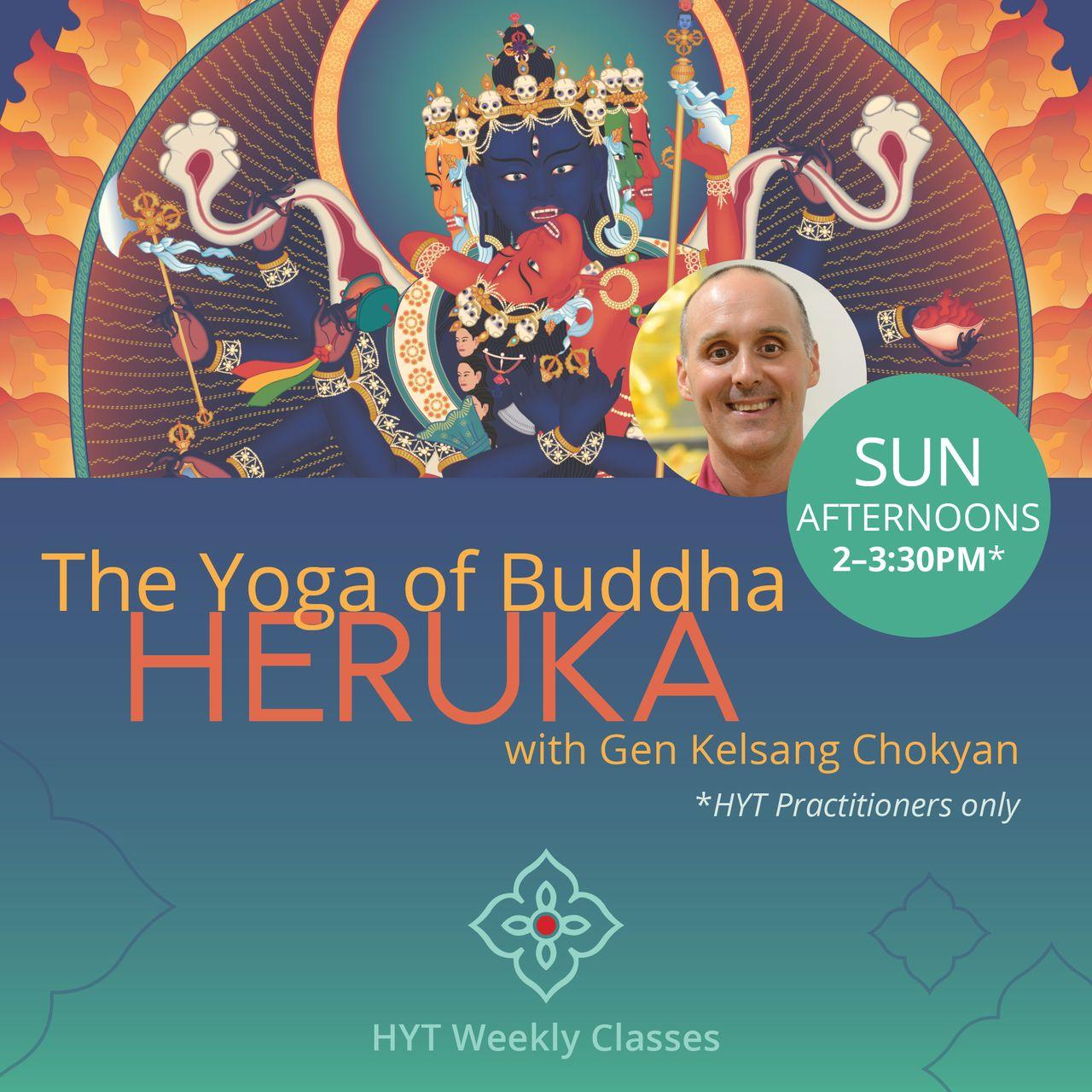Yoga of Buddha Heruka